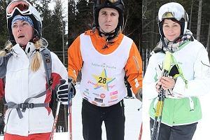 Małgorzata Lewińska, Sambor Czarnota, Anna Popek.