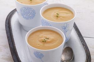 Szybkie, rozgrzewające zupy