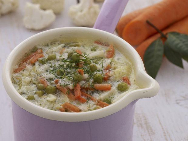 Ulubiona domowa zupa. 10 tradycyjnych przepisów