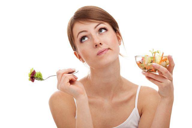 Dieta wegetariańska może mieć niekorzystny wpływ na zęby