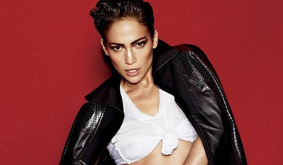 Jennifer Lopez dla V Magazine