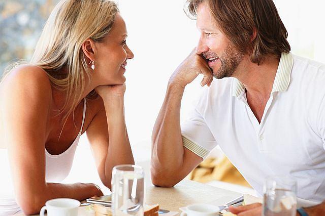 Brak reguły kontaktu podczas randki