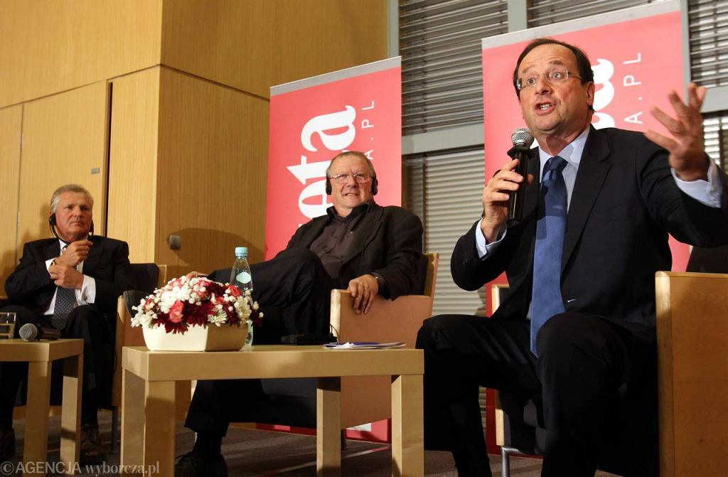 Marzec 2012 r. Debata w siedzibie