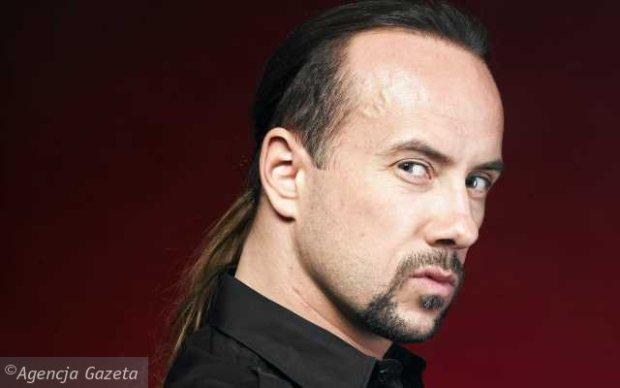 Nergal - Adam Darski - wokalista zespołu Behemoth
