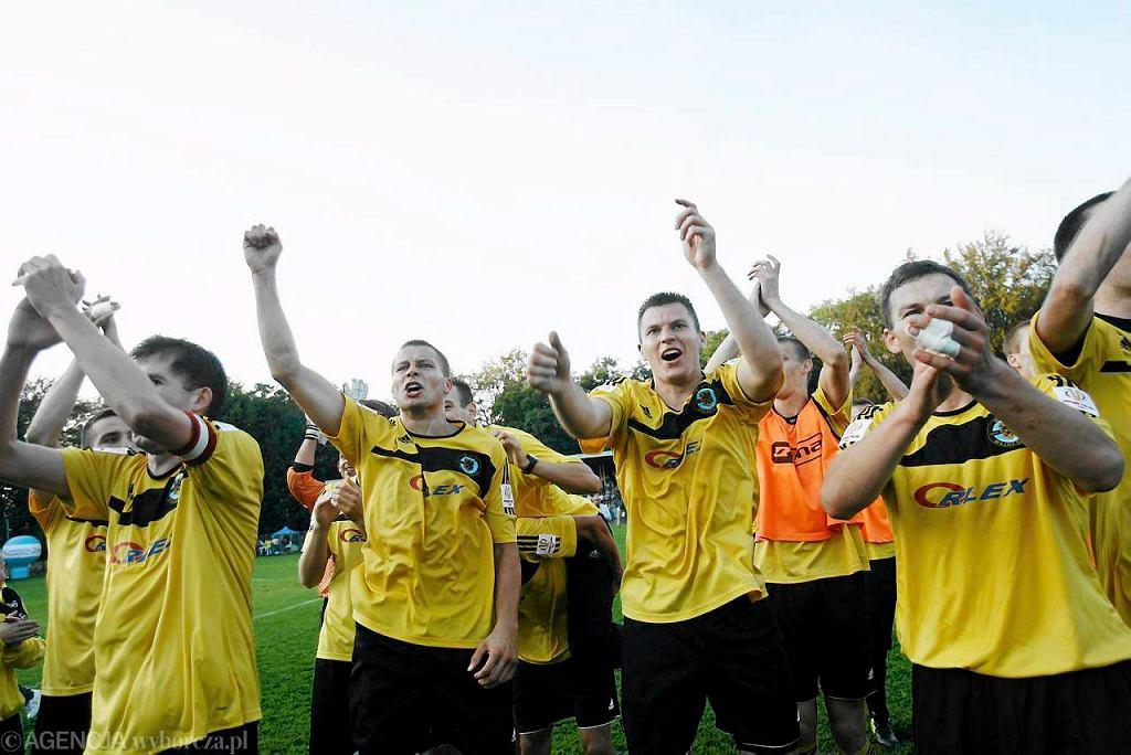 Piłkarze Gryfa byli rewelacją poprzedniej edycji Pucharu Polski