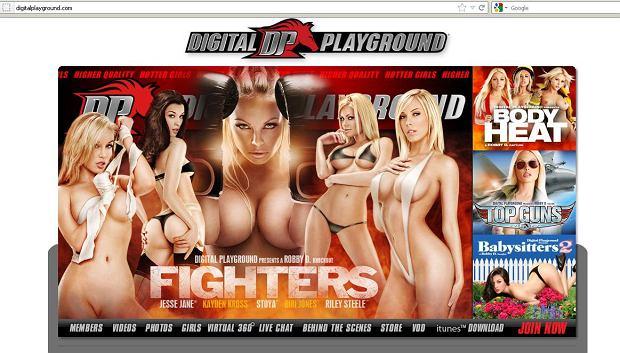 Strona porno zhakowana. Digital Playground straciło dane 73 000 klientów