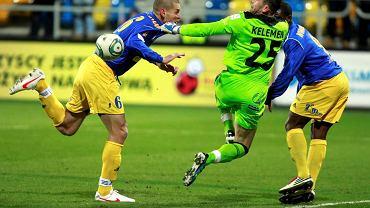 Śląsk przegrał z Arką 0:2