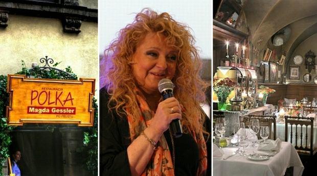 Magda Gessler ma już 21 restauracji sygnowanych jej nazwiskiem