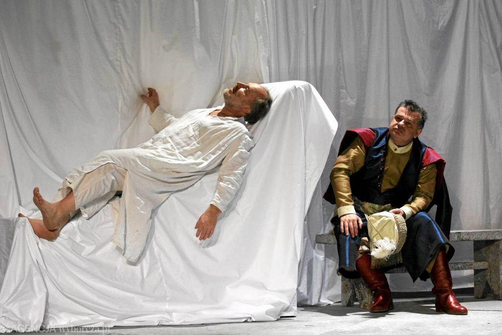 'Pan Tadeusz', reż. Mikołaj Grabowski, Stary Teatr w Krakowie