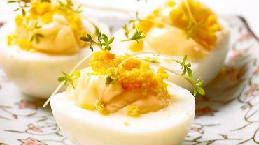 Jajka mimoza