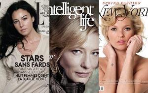Cate Blanchett, Monica Bellucci, Kate Moss
