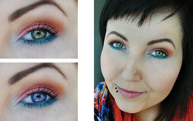 Makijaże Luli - makijaż Tutti Frutti