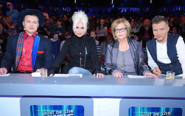 Kora, Łozo, Adam Sztaba, Elżbieta Zapendowska.