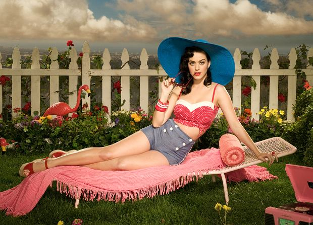 Katy Perry, fot. materiały prasowe