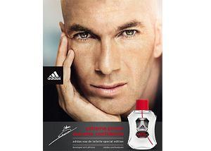 Adidas Extreme Power, Zinedine Zidane, perfumy,