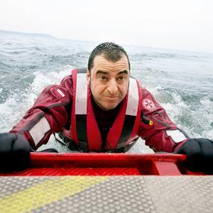 Mój pierwszy raz: ratownictwo morskie: Alex Kłoś w Stacji Ratownictwa Morskiego SAR we Władysławowie
