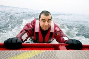 Mój pierwszy raz: płynę na akcję z ratownikami morskimi