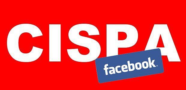 Facebook tłumaczy się z poparcia dla CISPY
