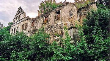 Zamek w Gościszowie