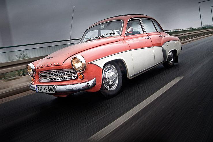 Wartburg 311-1000 (1963)