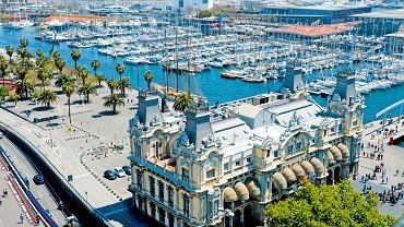 Barcelona zdjęcia - Port Vell