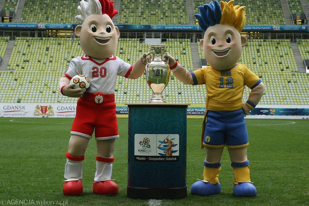 Puchar Europy zaprezentowano m.in. na PGE Arenie Gdańsk