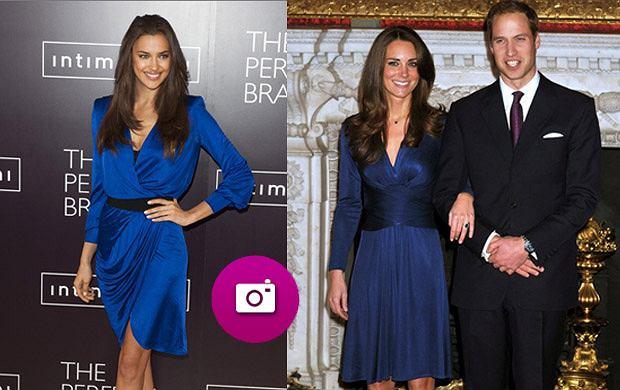 Irina Shayk vs. Kate Middleton
