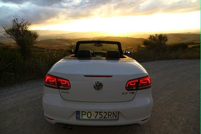 Volkswagen Golf Kabrio