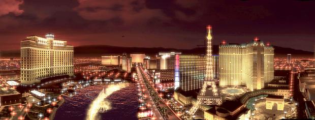 gry, Gry: ?Tom Clancy's Rainbow Six Vegas?