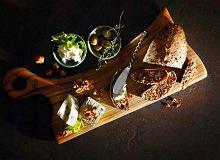 Chleb ziemniaczano orzechowy - ugotuj