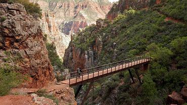 'Dzika Ameryka: safari w Wielkim Kanionie' (emisja w niedzielę 29/04 o godz. 18.00 i 21.00 na kanale National Geographic Channel)