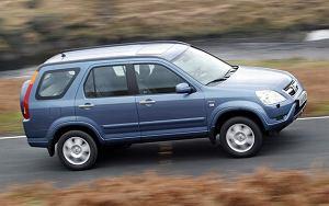 Honda CR-V do serwisu