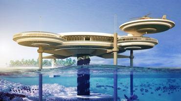 Podwodny hotel zaprojektowany przez polskich naukowców