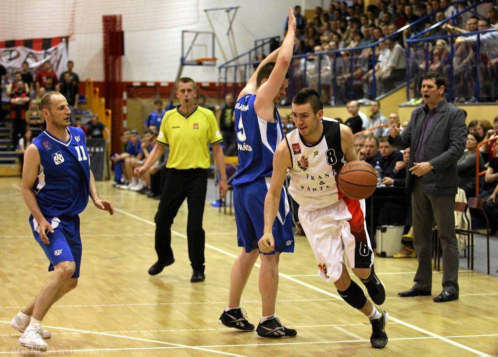 AZS Politechnika Poznań w meczu z Astorią Bydgoszcz