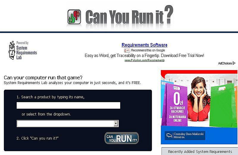Can Tou Run It