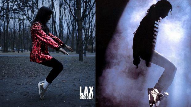 Brodka/Michel Jackson, fot. facebook.com