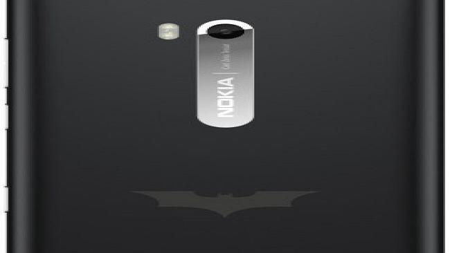 Będzie limitowana wersja Lumii 900. Z Batmanem