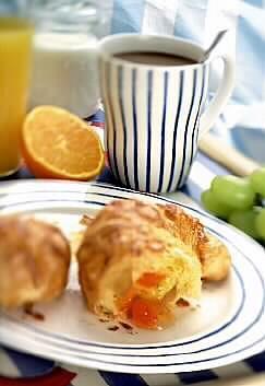 śniadanie Do łóżka