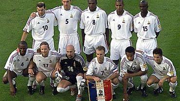 Mistrzowie Europy 2000 - reprezentacja Francji