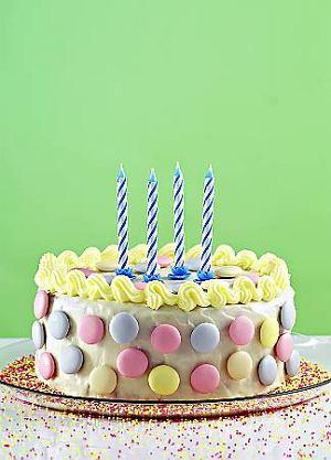 Kinderbalowy tort czekoladowy