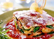 Lasagne z kurczakiem - ugotuj