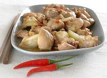 Kurczak z trawą cytrynową - ugotuj