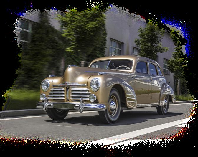 Produkcja seryjna pierwszego SUPERB rozpoczęła się latem 1935 roku.