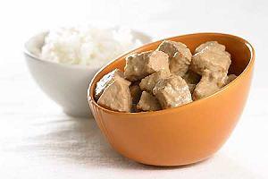 Curry z wieprzowiny po cejlońsku