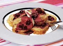 Amerykańskie placki pancakes - ugotuj