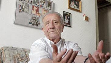 Roman Rogocz - symbol najlepszych momentów Lechii Gdańsk w historii, które przypadły na lata 50-te