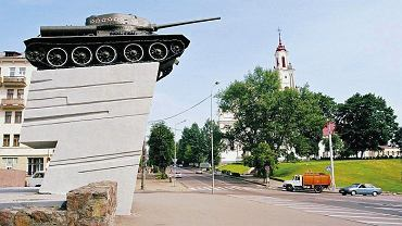 Pomnik czołgu