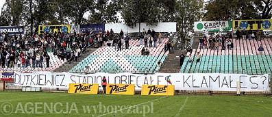 Stary stadion Śląska przy Oporowskiej