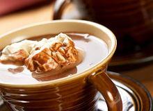 Gorąca czekolada pomarańczowa - ugotuj