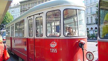 Wiedeński tramwaj